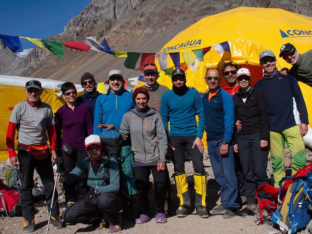 Expedición Aconcagua 360°